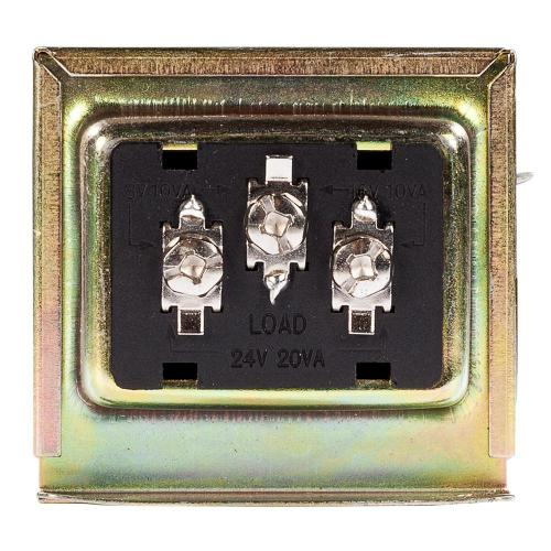 small resolution of wired door bell tri volt transformer compatible with all video door bells
