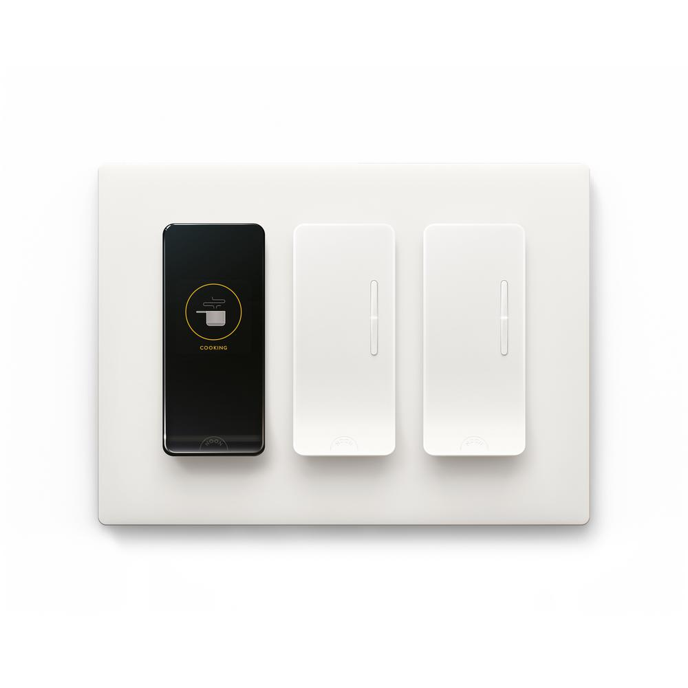 medium resolution of noon smart lighting kit with 1 room director 2 extension switches and wall plates