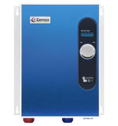 eemax 18 kw 240 volt electric tankless water heater [ 1000 x 1000 Pixel ]