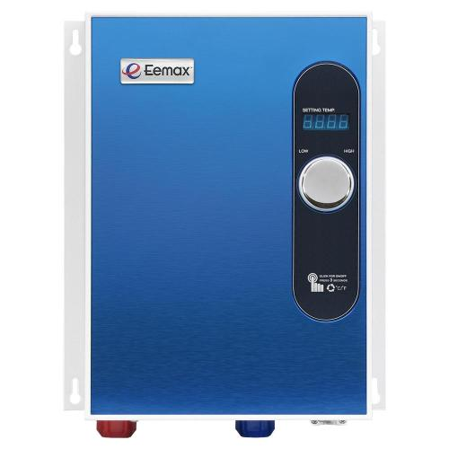 small resolution of eemax 18 kw 240 volt electric tankless water heater