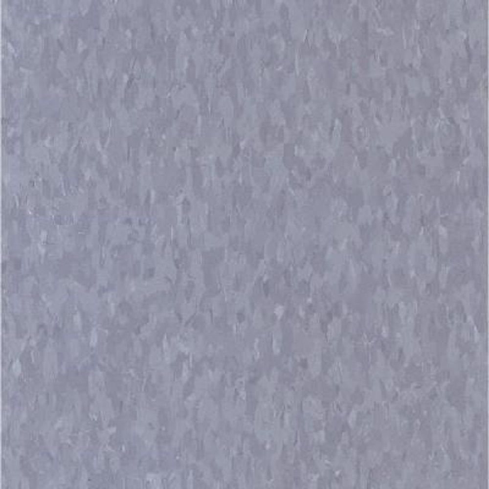 Armstrong Take Home Sample  Imperial Texture VCT Blue