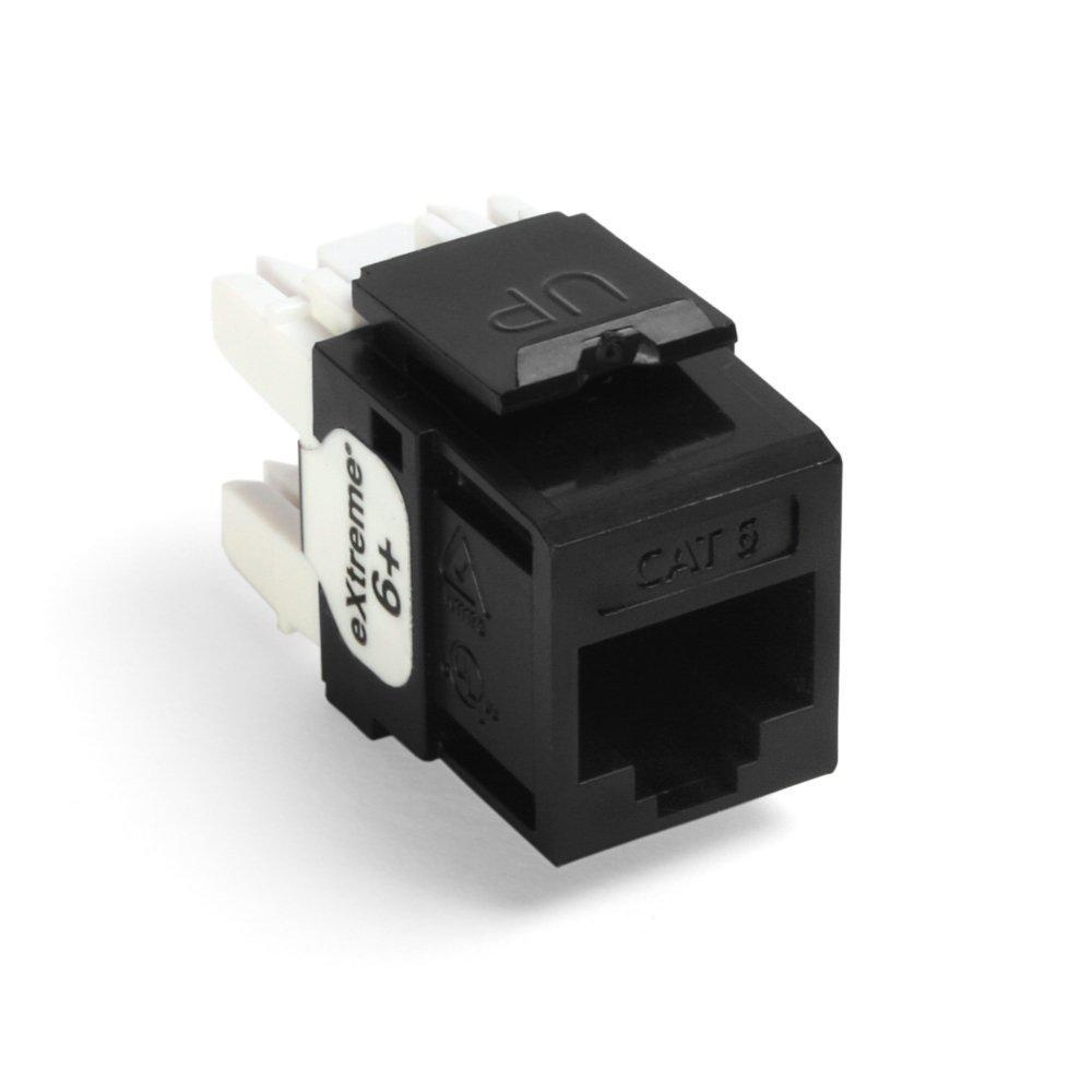 medium resolution of leviton quickport extreme cat 6 connector with t568a b wiring black leviton phone jack wiring also with patent us20110203828 wiring device