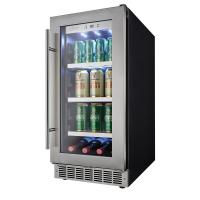 Under Cabinet Wine Cooler  Review Home Decor