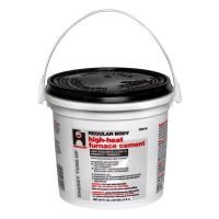 Hercules 1/2 gal. Furnace/Stove Cement-35515 - The Home Depot