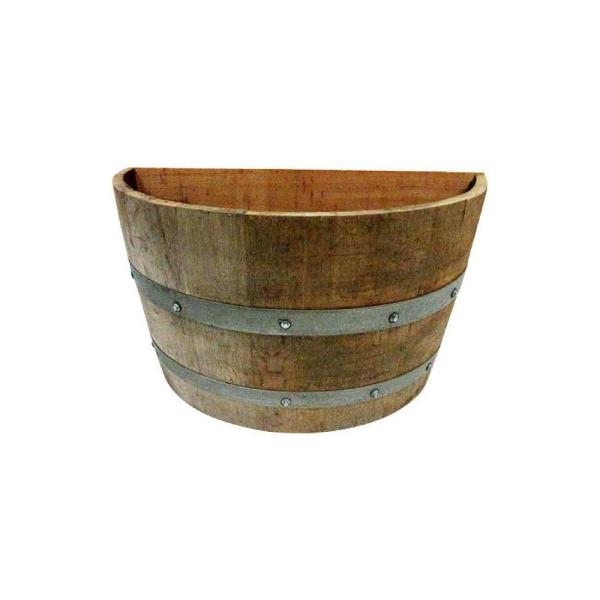 20 Wine Barrel Planters Home Depot Pictures And Ideas On Carver Museum