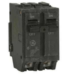 ge q line 35 amp 2 in double pole circuit breaker [ 1000 x 1000 Pixel ]