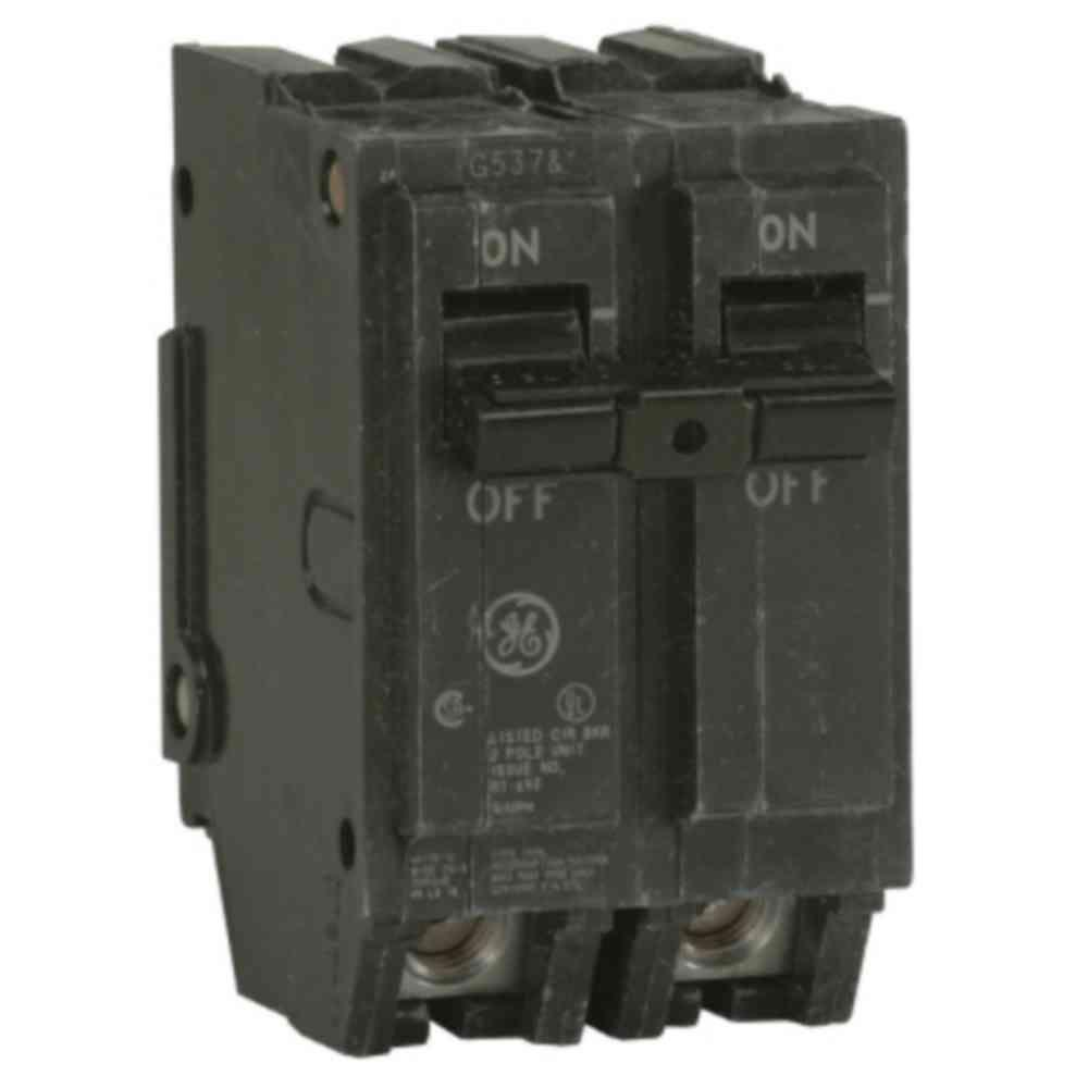 medium resolution of ge q line 35 amp 2 in double pole circuit breaker