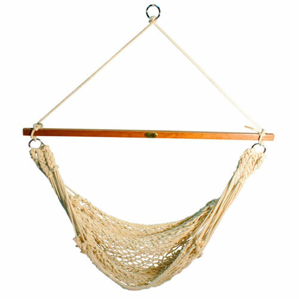 swing chair pics where can i rent a wheel algoma 4 ft cotton rope hanging 6817 the home depot