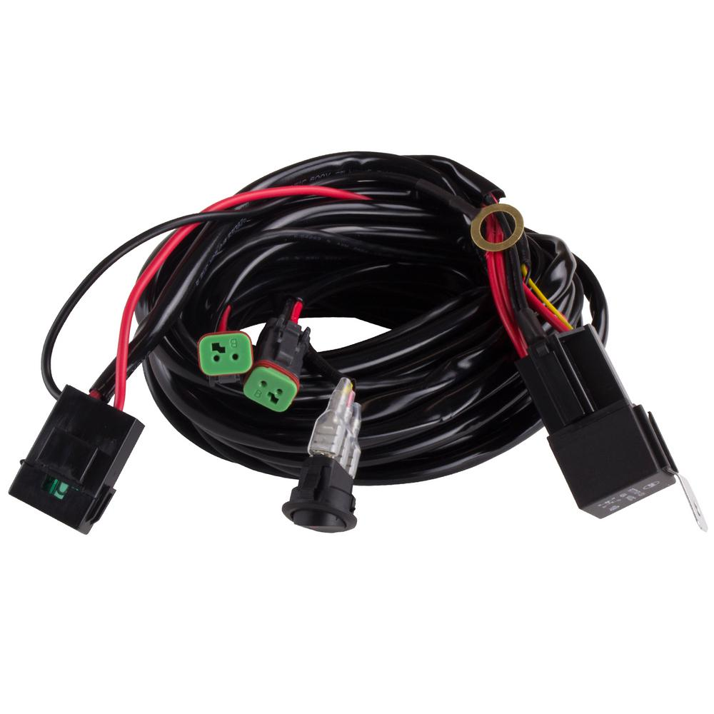 medium resolution of blazer international wiring harness 2 light with quick change plug international scout wiring harness international wiring harness