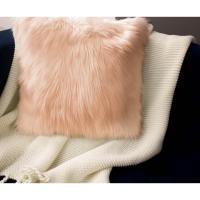 Jean Pierre Faux Fur 2-Piece Decorative Pillow Set in ...