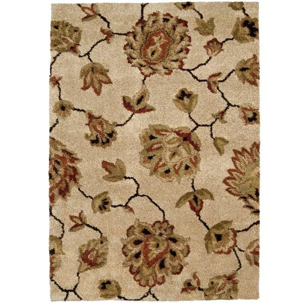 Orian Rugs Como Bisque 7 Ft. X 10 Area Rug-238266