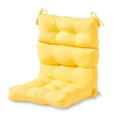 Yellow  Outdoor Cushions  Patio Furniture  The Home Depot