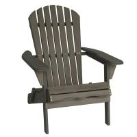 Lifetime Simulated Wood Patio Adirondack Chair-60064 - The ...