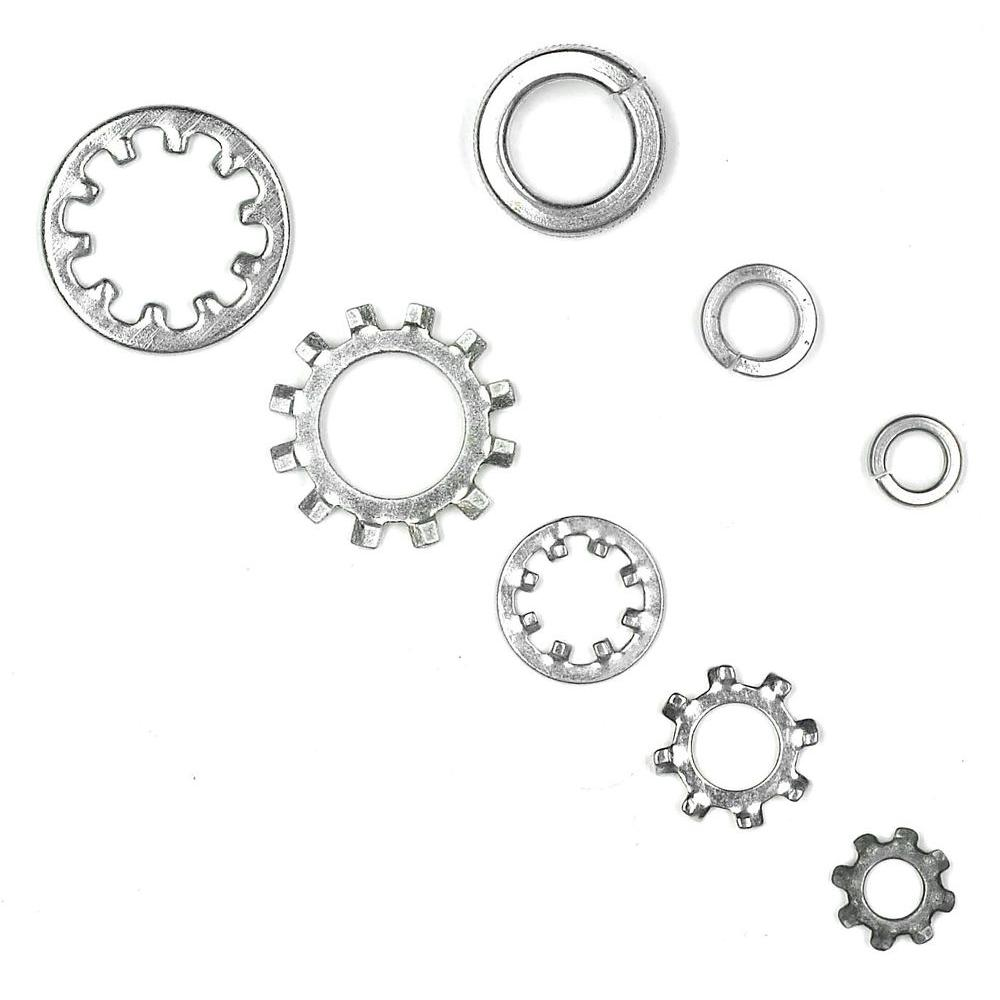 TradesPro Lock Spring and Star Washer Assortment (720
