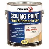 Zinsser 1 gal. Ceiling Paint and Primer in One (Case of 2 ...