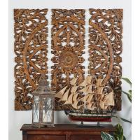 Framed Medallion Wall Art | Wall Plate Design Ideas