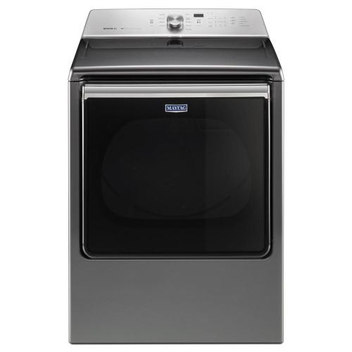 small resolution of maytag 8 8 cu ft 120 volt metallic slate gas vented dryer with advance