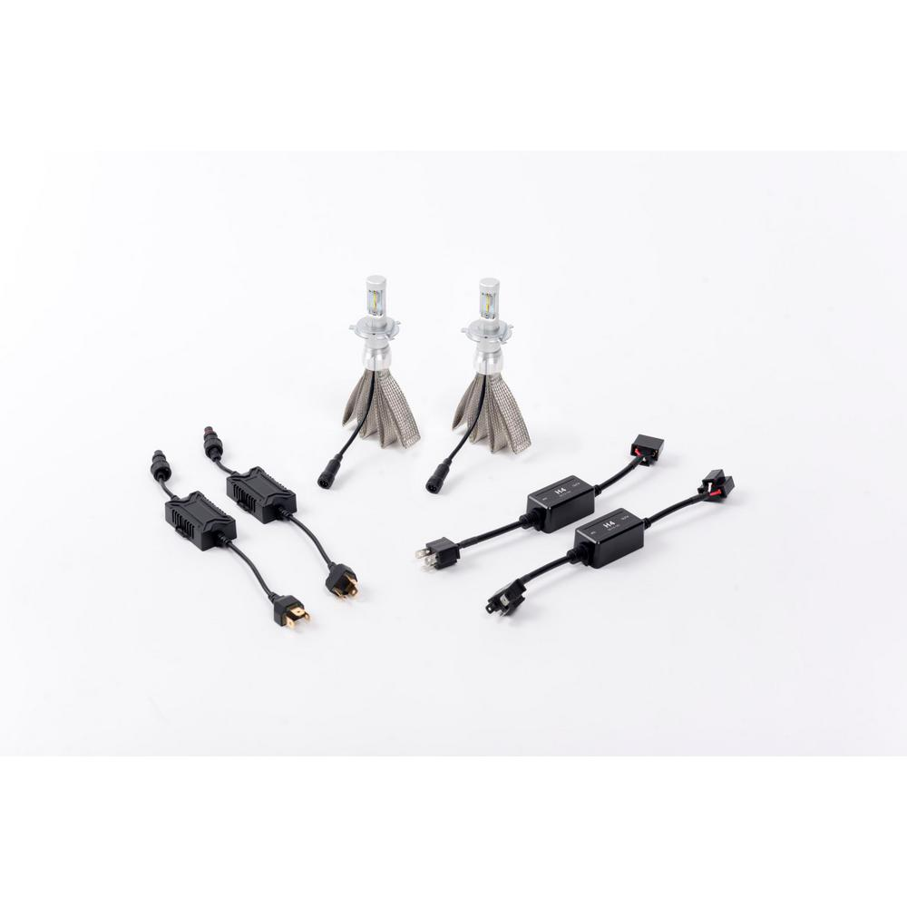 Putco Silver-LUX Series LED Headlight Conversion Kit (H4