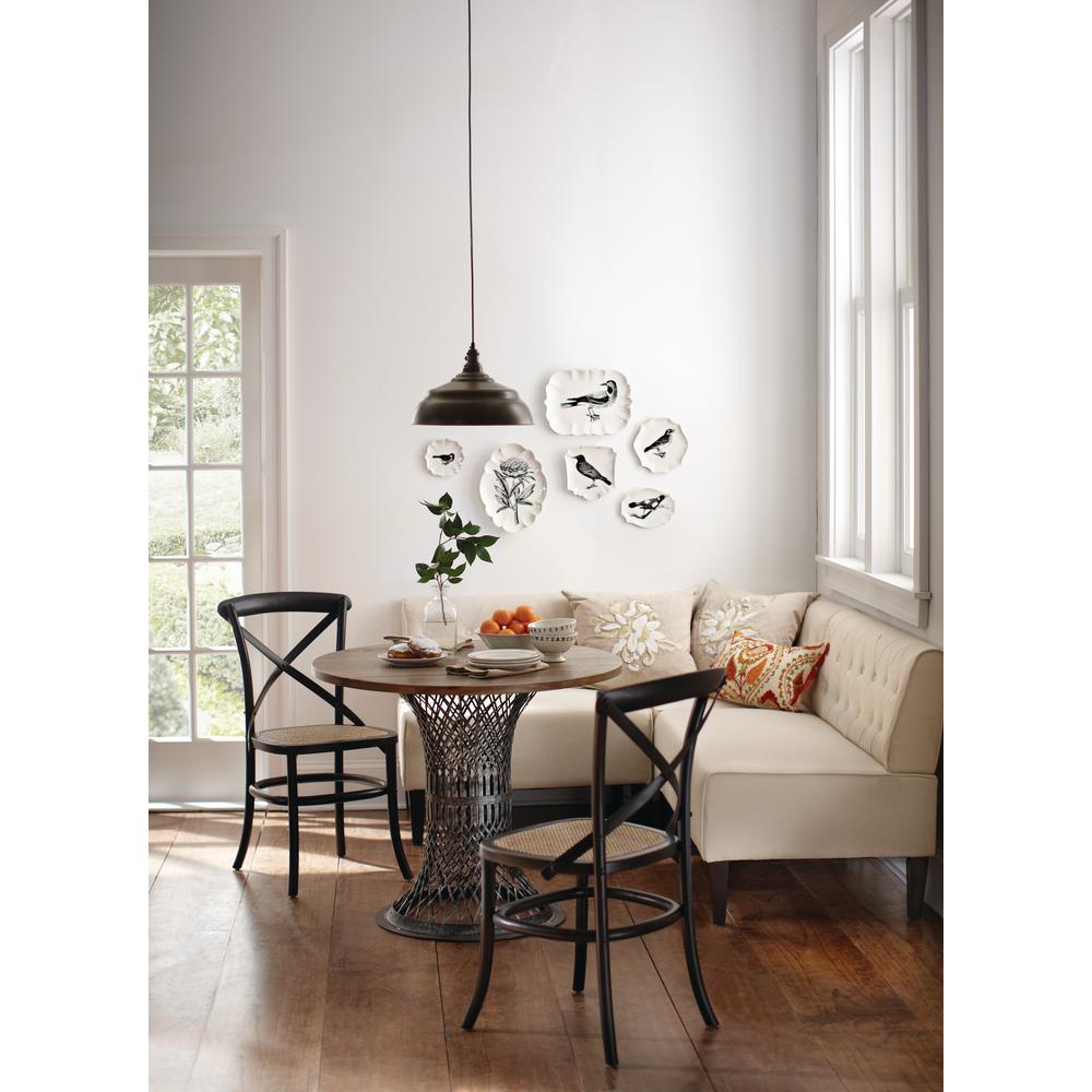 Home Decorators Collection Easton Beige Linen Breakfast Nook2168900810  The Home Depot
