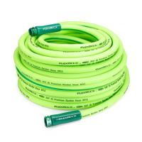 Legacy 5/8 in. x 100 ft. ZillaGreen Garden Hose with 3/4 ...
