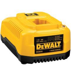 dewalt 18 volt 1 hour battery charger [ 1000 x 1000 Pixel ]