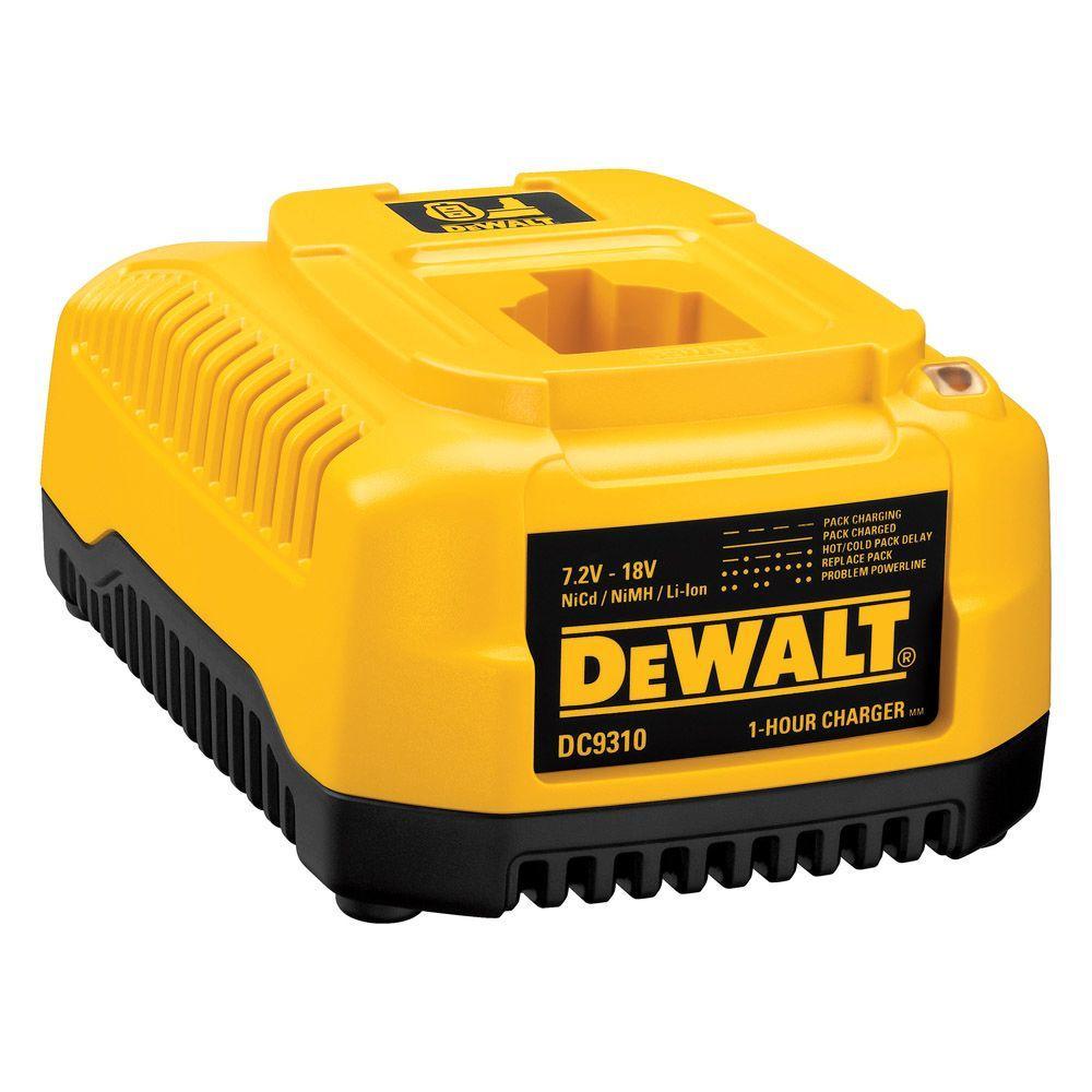 medium resolution of dewalt 18 volt 1 hour battery charger