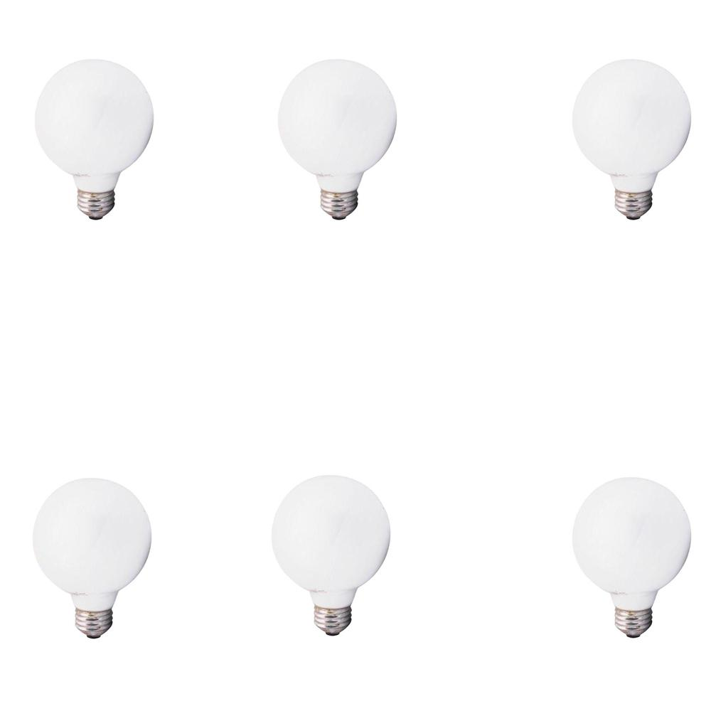 Round Light Bulbs Vanity