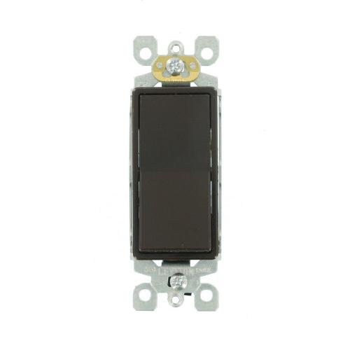 small resolution of decora 15 amp 3 way switch brown