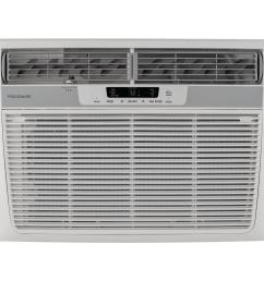 18 500 btu 230 volt window air conditioner with heat and remote [ 1000 x 1000 Pixel ]