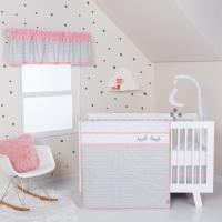 Trend Lab Be Happy 3-Piece Crib Bedding Set-103049 - The ...