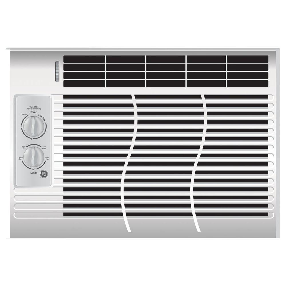 medium resolution of ge 5 000 btu 115 volt room window air conditioner