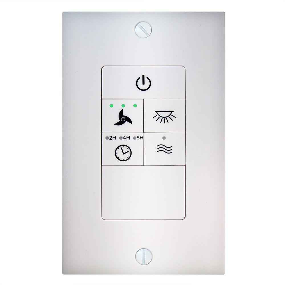 medium resolution of hampton bay universal ceiling fan wireless wall switch 68109 the home depot