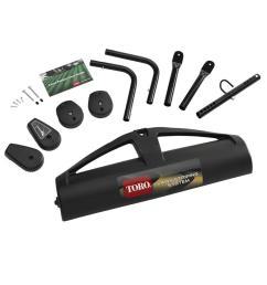 toro striping kit for walk behind mowers [ 1000 x 1000 Pixel ]