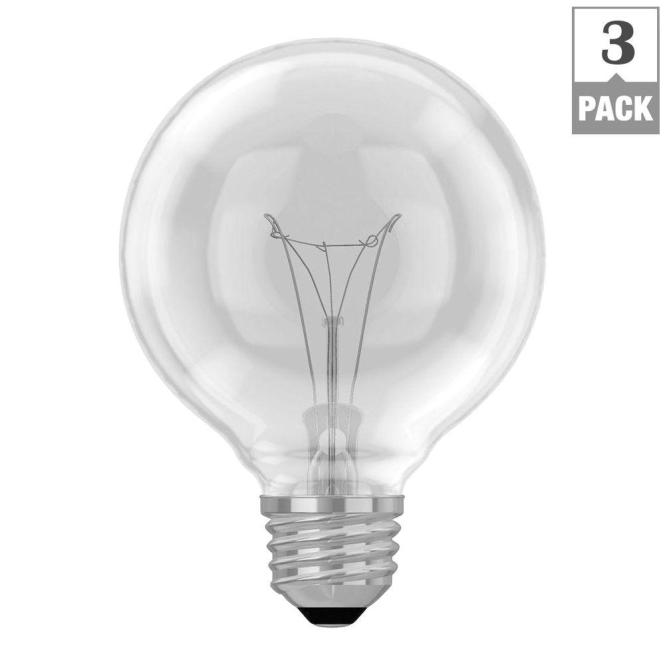 Ge Electric Decorative Led Light Bulb 7w