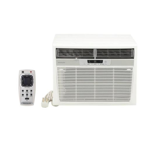 small resolution of frigidaire 18 500 btu window air conditioner with heat and remote