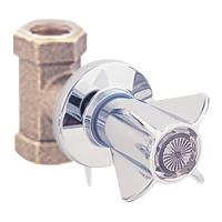 EZ-FLO Single-Handle Shower Valve, Chrome-10497N - The ...
