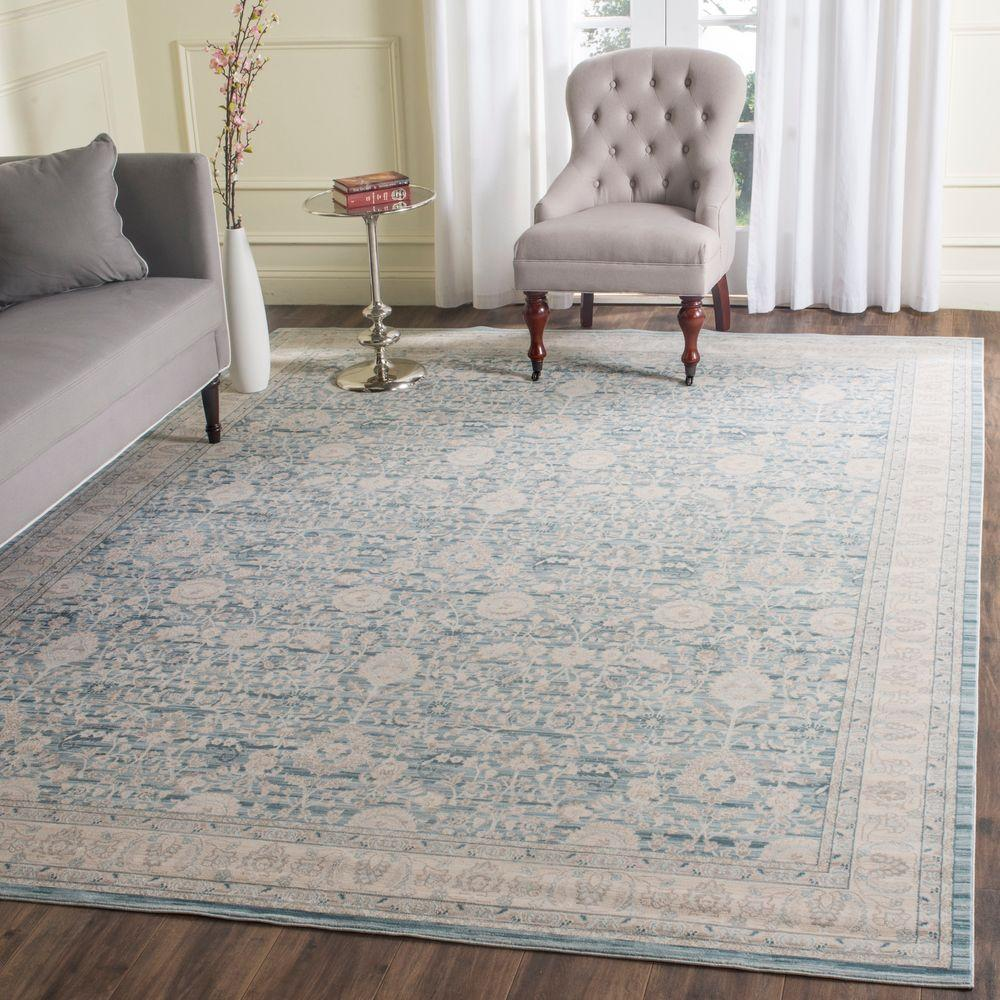 grey living room area rugs photos of modern farmhouse rooms safavieh archive blue 4 ft x 6 rug arc672b the
