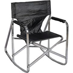 Folding Chair Nylon Office Urban Ladder Ming S Mark Stylish Camping Black Full Back Rocking Director