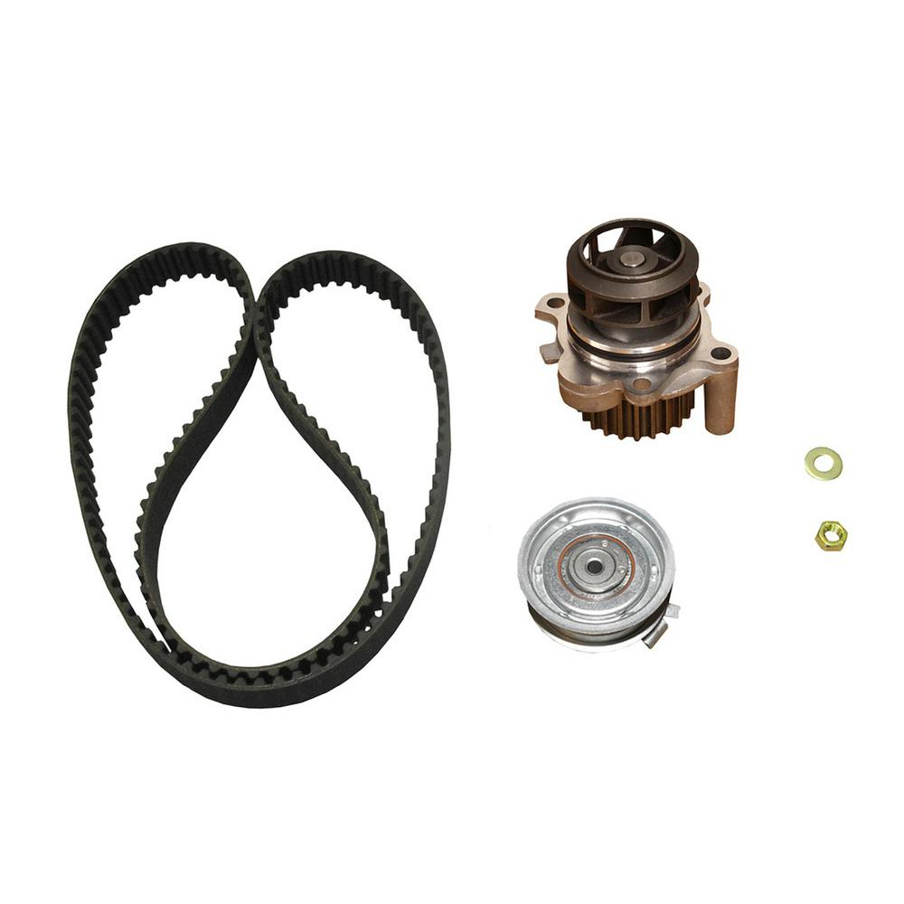 ContiTech Engine Timing Belt Kit with Water Pump-TB296LK1