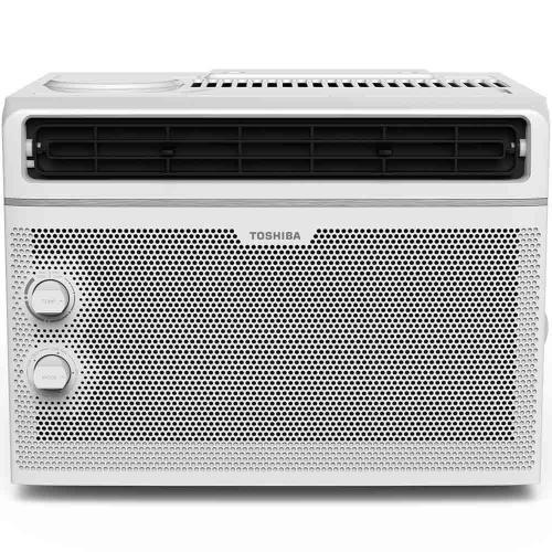 small resolution of toshiba 5 000 btu 115 volt window air conditioner
