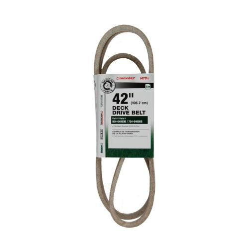 small resolution of deck drive belt for 42 in lawn tractors 2005 and after