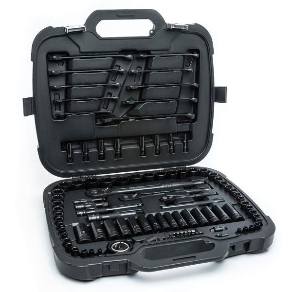 Husky Metric Mechanics Tool Set 105 Piece 37103302618