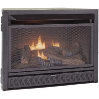 ProCom Gas Fireplace Insert Duel Fuel Technology  26,000 ...