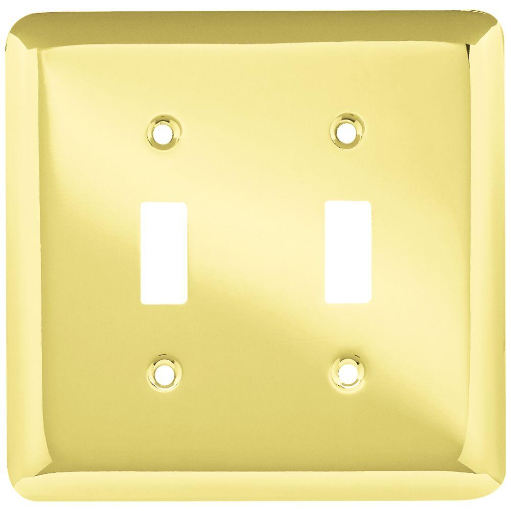 Decorative Double Switch Plate Kitchen
