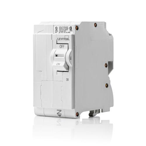 small resolution of 30 amp 2 pole 120 240vac plug on standard branch circuit breaker