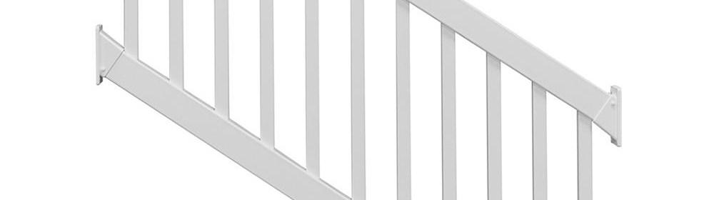 Deck Stair Railings Deck Railings The Home Depot | Stair Railings Near Me | Steel | Metal Stair Parts | Deck | Spindles | Deck Railing