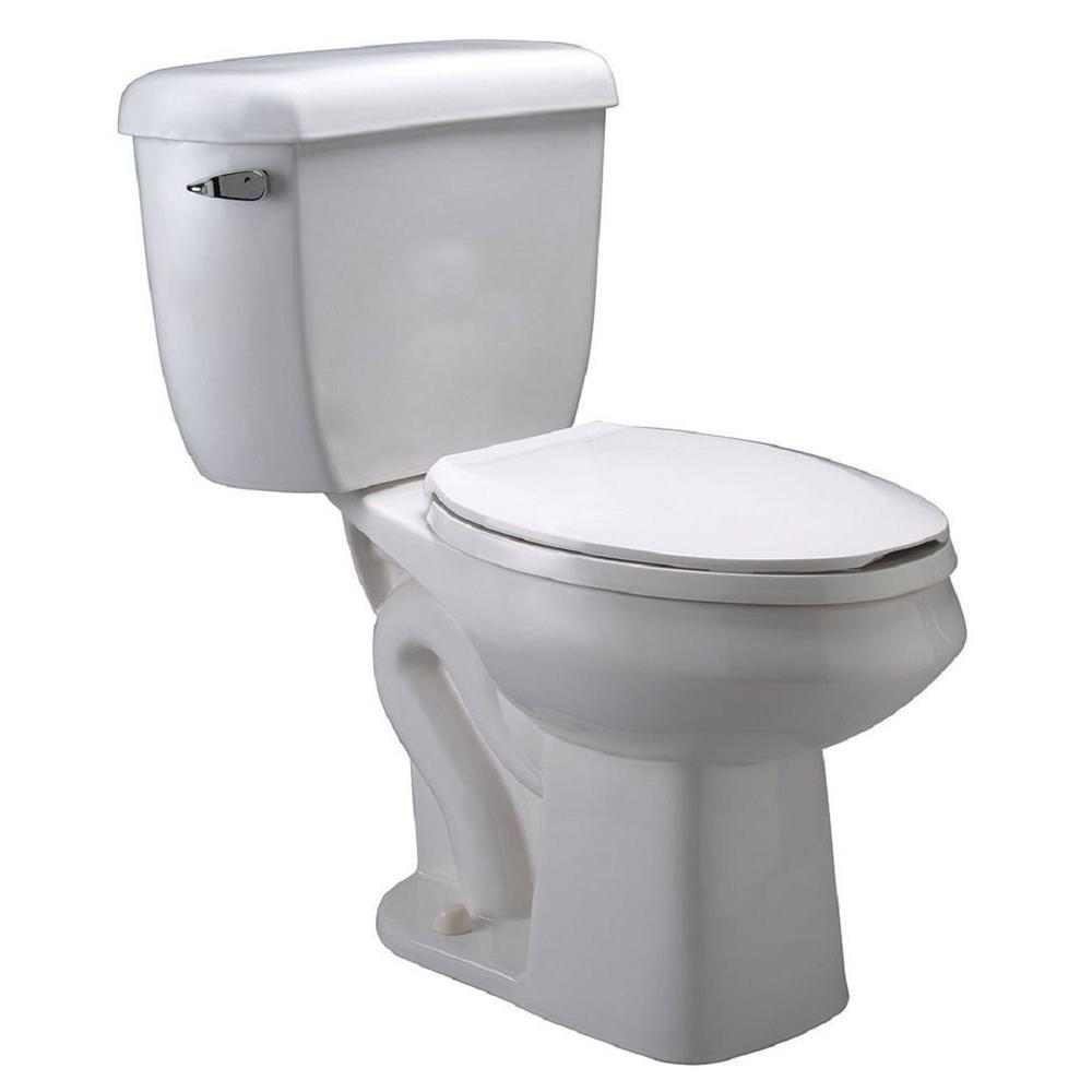 medium resolution of ecovantage 2 piece 1 28 gpf single flush elongated pressure assist toilet in white