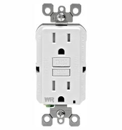 leviton 15 amp 125 volt duplex self test tamper resistant weather leviton phone jack wiring also with patent us20110203828 wiring device [ 1000 x 1000 Pixel ]