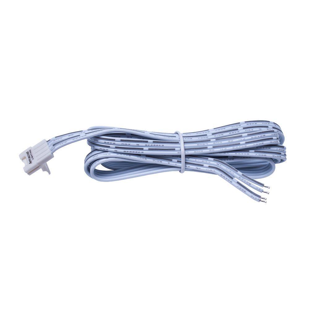 medium resolution of armacost lighting rgb led tape light surelock extension connector