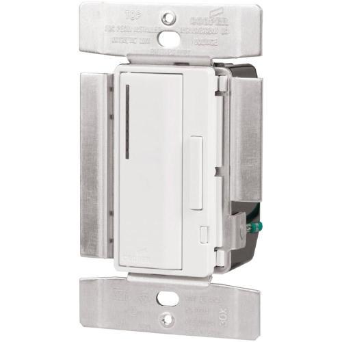 small resolution of accell 1 000 watt single pole smart dimmer switch beige